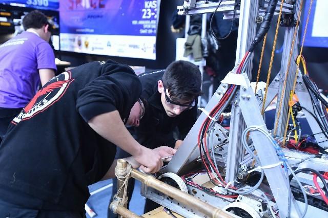 Robot Turnuvası 1