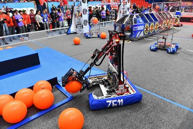 Robot Turnuvası 2