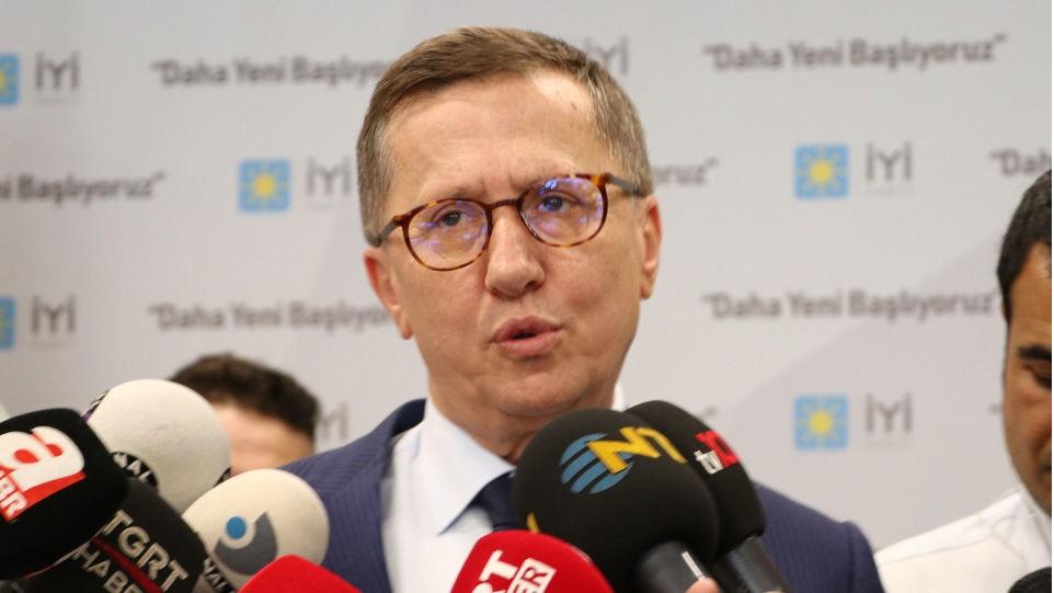 İyi Parti Grup Başkanvekili ve Kocaeli Milletvekili Lütfü Türkhan