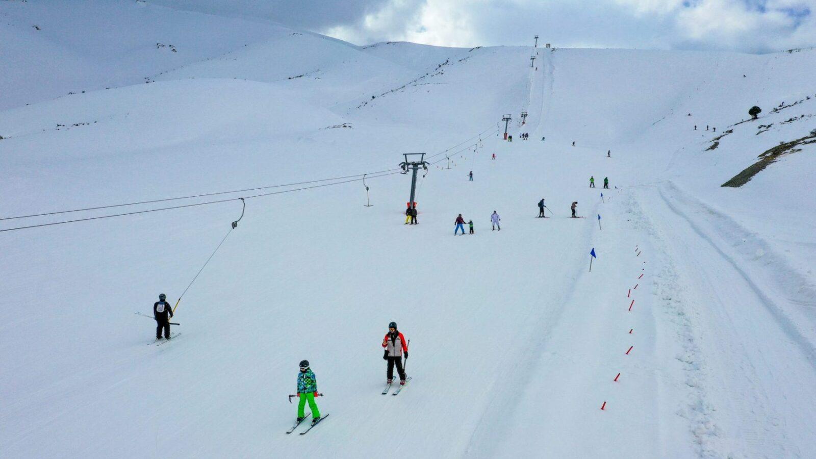 Denizli Kayak Merkezi yeni sezon açıldı 4