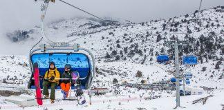 Denizli Kayak Merkezi yeni sezon açıldı 5