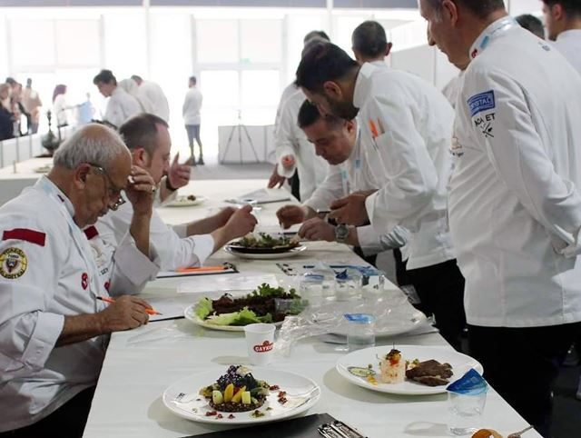 helal gıda  yarışma