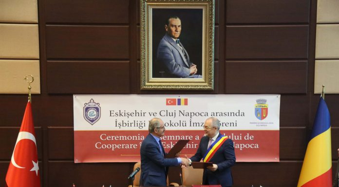 Eskişehir ve Cluj Napoca 2