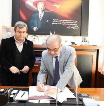 Gelibolu Belediyesinde toplu sözleşme