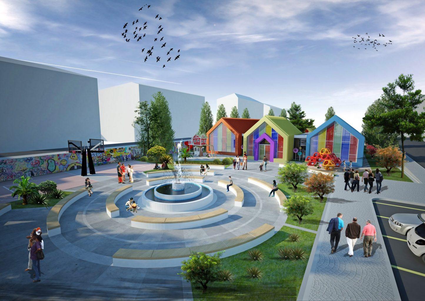 Mutlu Çocuk Merkezi 4