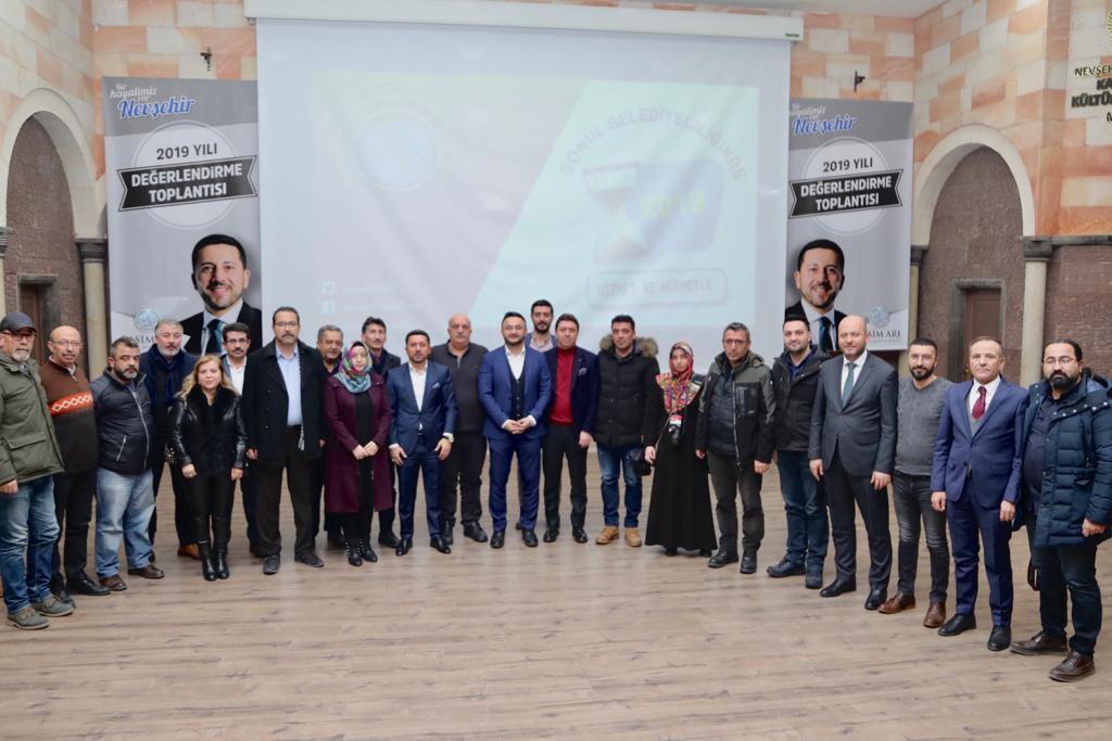 Nevşehirin 2020 yılı projeleri 1