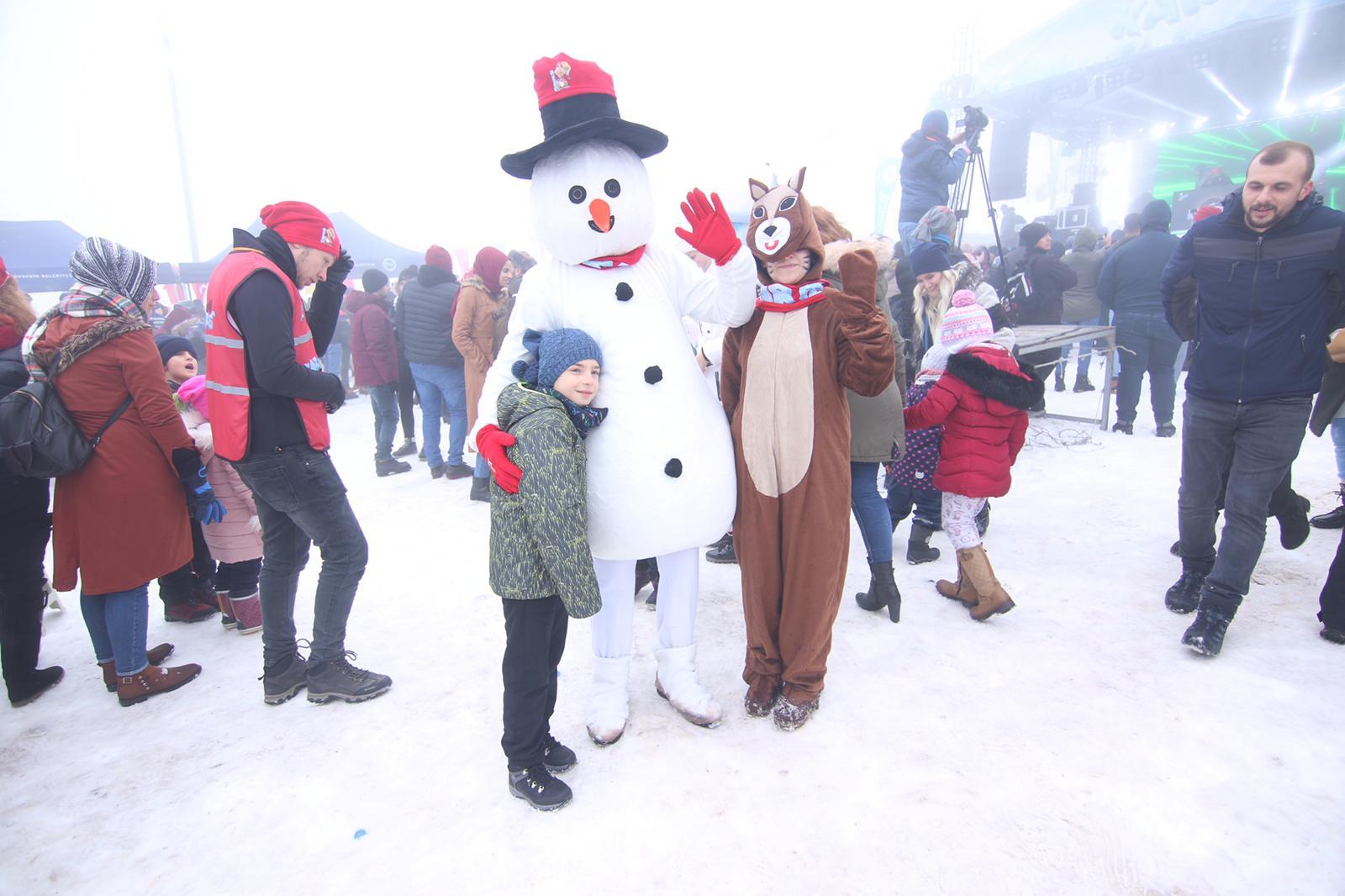 kartepe kış festivali 1