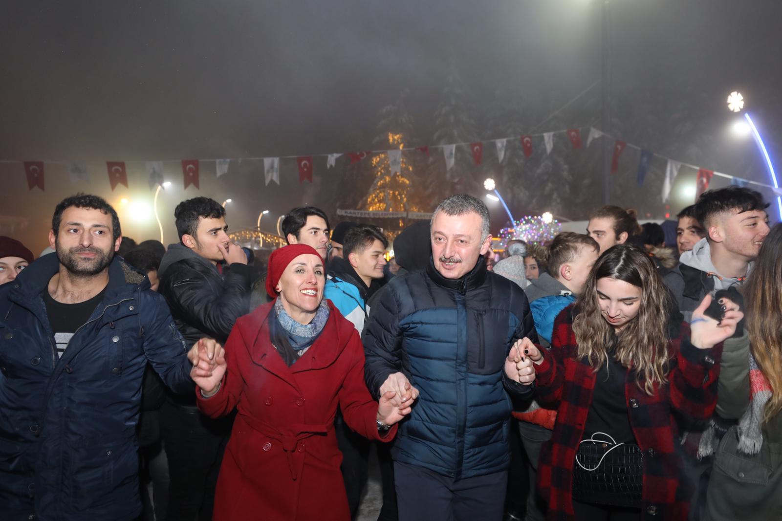 kartepe kış festivali 2