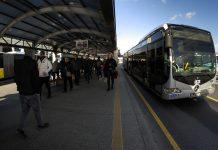istanbul metrobüs 3