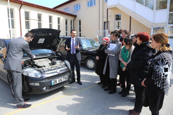 tamir ve araba bakımı eğitimi 2