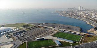 yenikapı futbol tesisleri 2