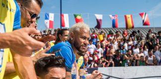 Red Bull Neymar Jr's Five Sokak Futbolu Turnuvası