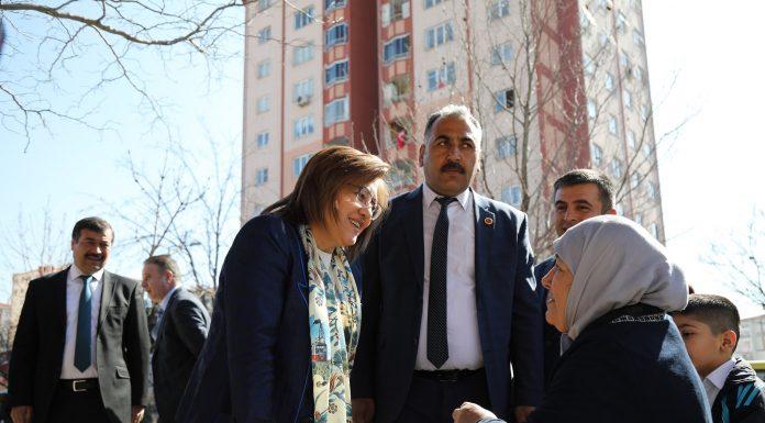 GAZİANTEP BELEDİYESİNDEN SEYRANTEPE'YE YENİ PROJELER