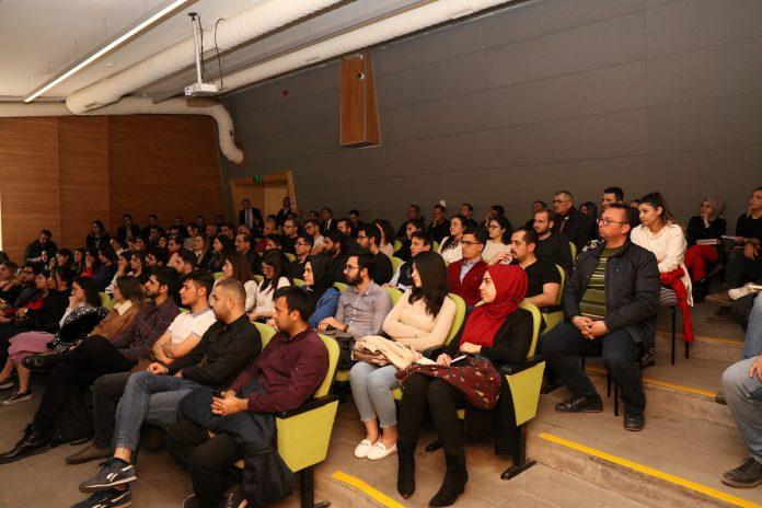 Ekolojik Bina'da organize edilen bilgilendirme ve bilinçlendirme eğitimi