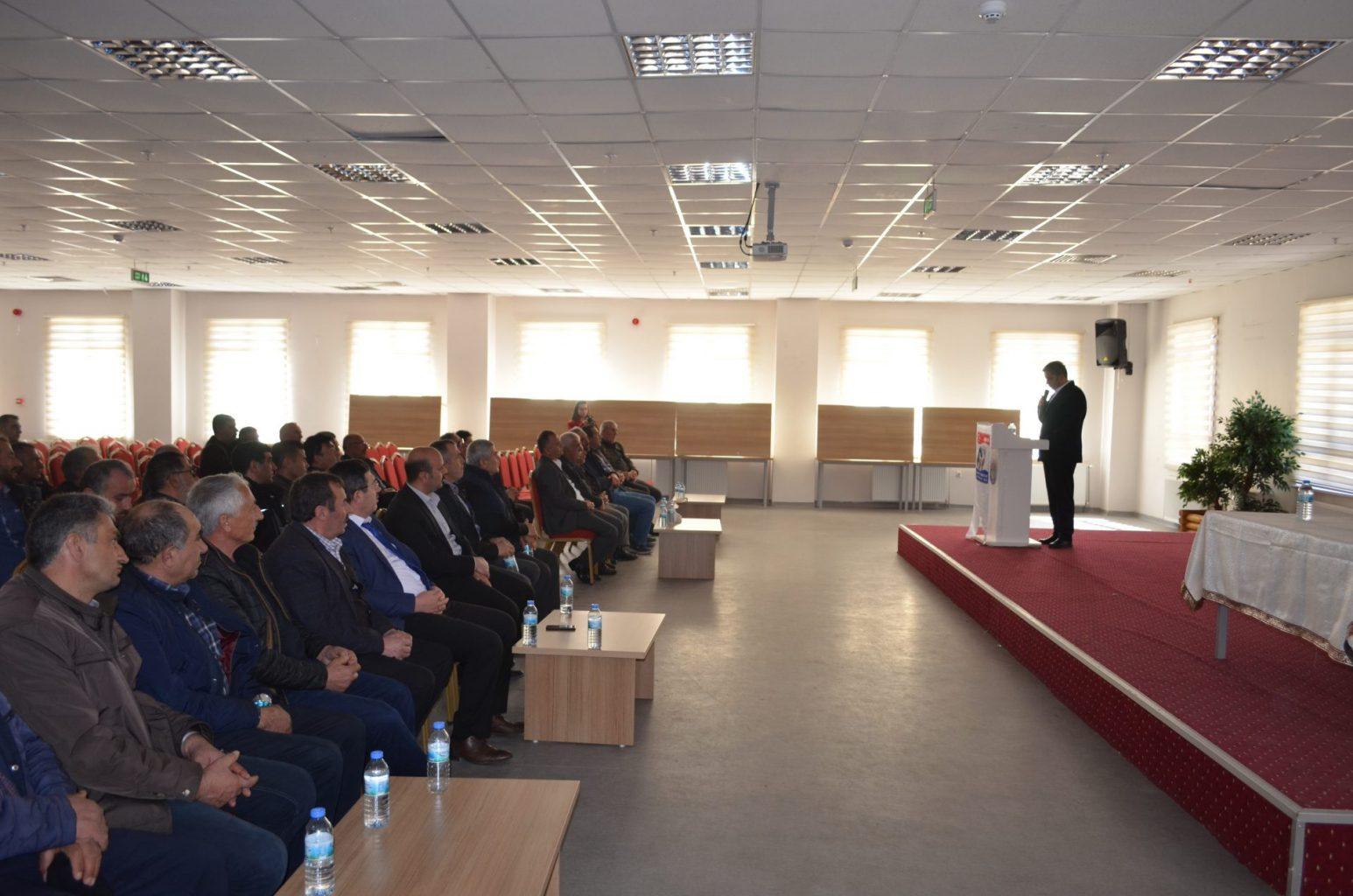 Bünyan Belediye Başkanı Özkan Altun
