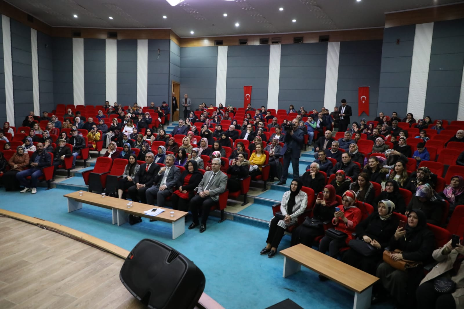 """""""Çölyakla Yaşam"""" konulu sağlık semineri"""