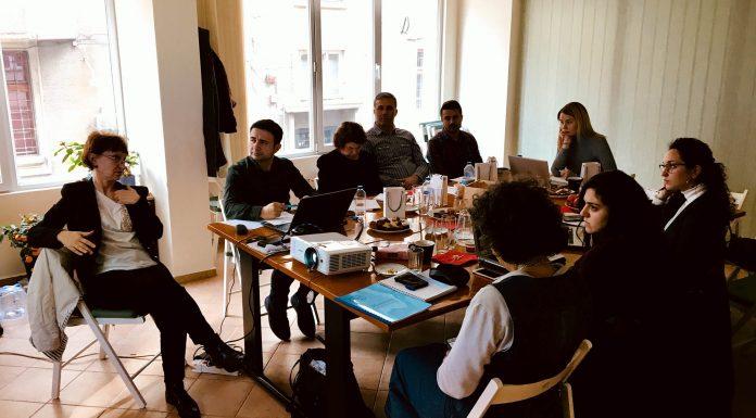 Bulgaristan'da gerçekleştirilen projede Rehber Kılavuzu basım aşamasına geldi.