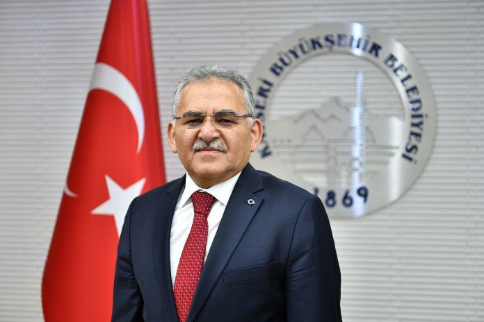 Kayseri Büyükşehir Belediyesi Başkanı Memduh Büyükkılıç