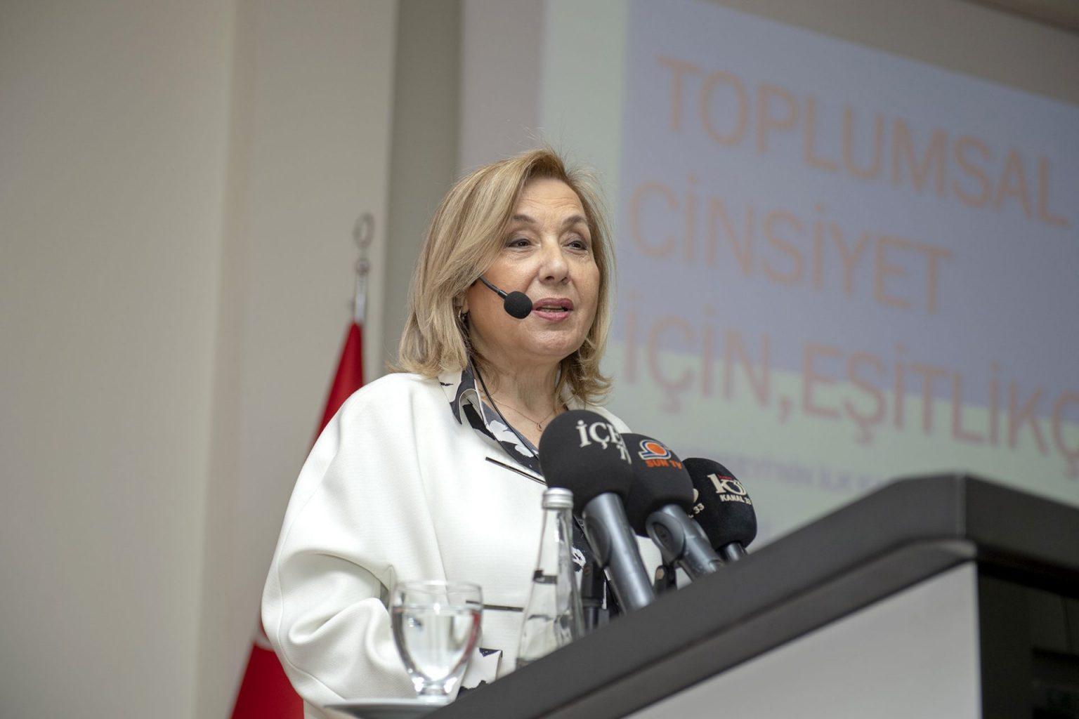 Türkiye Basın Konseyi Başkanı Pınar Türenç