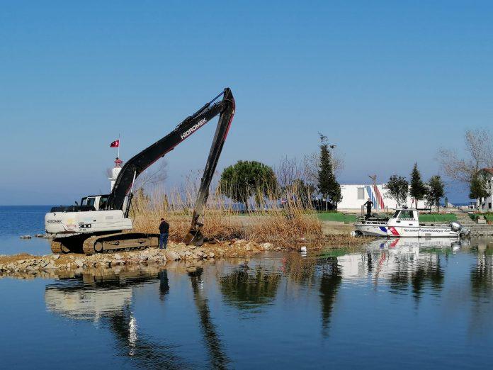 liman ıslah çalışması
