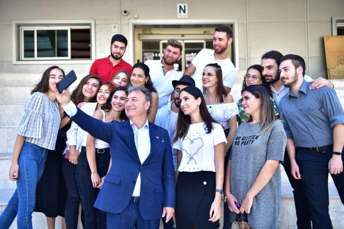 Başkan İduğ gençler Türkiyenin geleceği ve umudu ozelkalem com tr