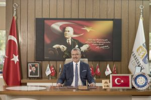 Karacabel Belediye Başkanı Ali Özkan