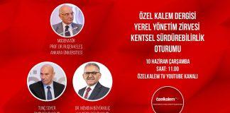 zelkalem Yerel Yönetim Zirvesi 2. oturumu