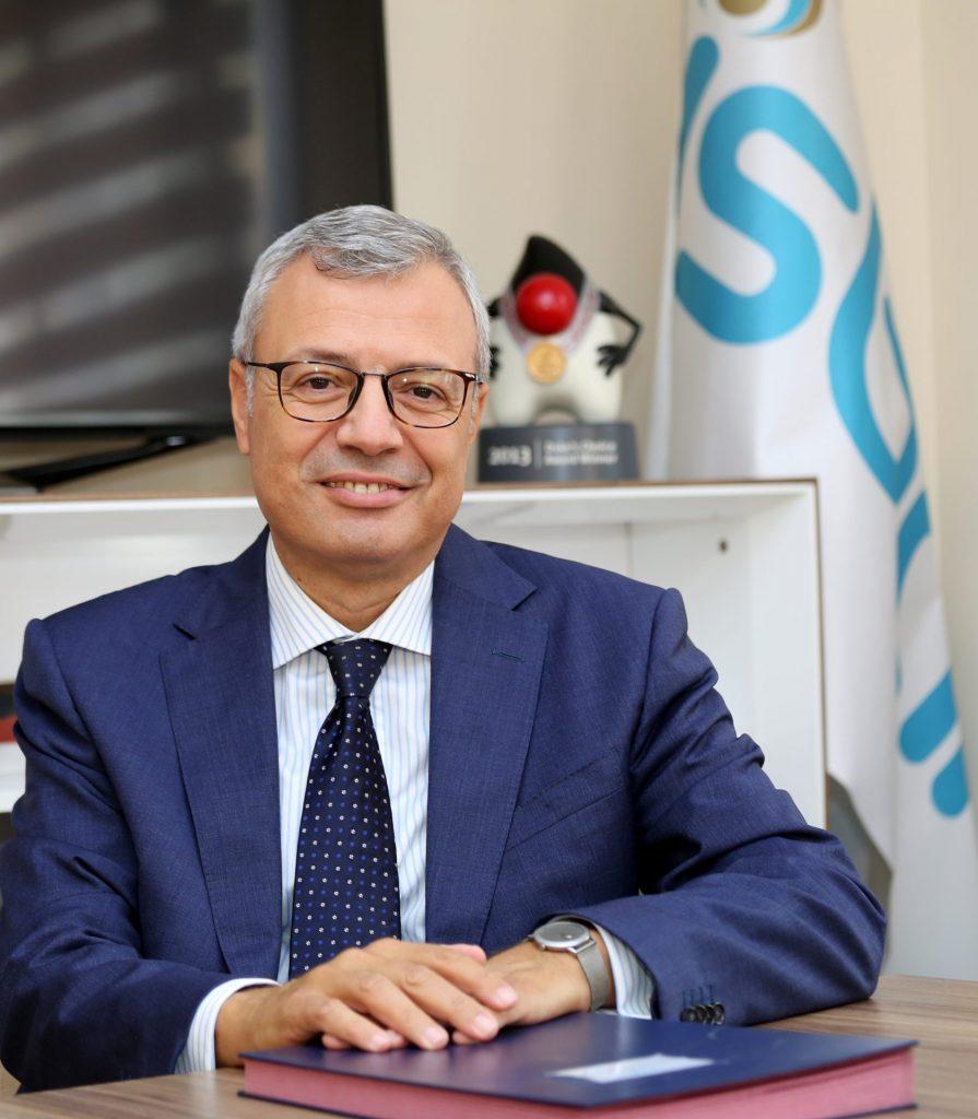 SBAK AŞ Genel Müdürü Esat Temimhan
