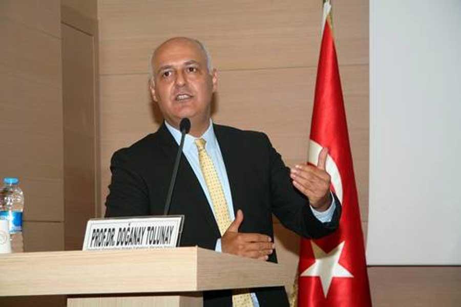 stanbul Üniversitesi Öğretim Üyesi Prof. Dr. Doğanay Tolunay