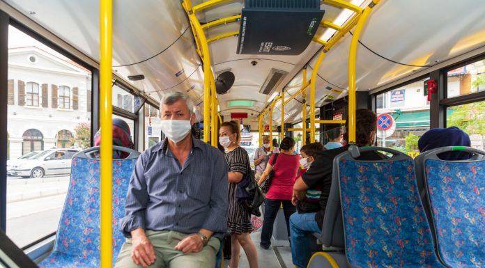 İzmir'de otobüslere ameliyathane hijyeni uygulaması getirildi 1
