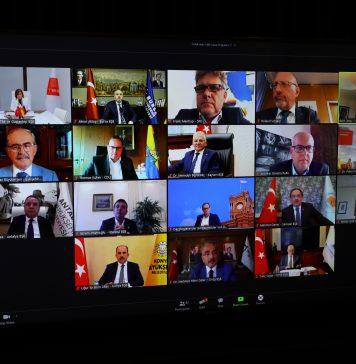 80 civarında kardeş şehir protokolü bulunan Türkiye ve Almanya'nın yerel yönetimleri arasındaki işbirliğini arttırmak amacıyla konferans düzenledi.