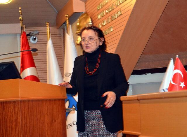 Ankara Üniversitesi Öğretim Üyesi Prof. Dr. Nesrin Algan