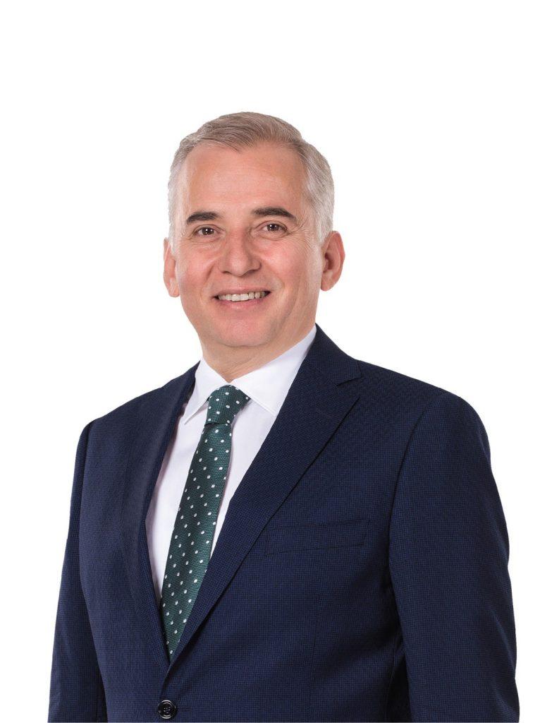 Denizli Büyükşehir Belediye Başkanı Osman Zolan