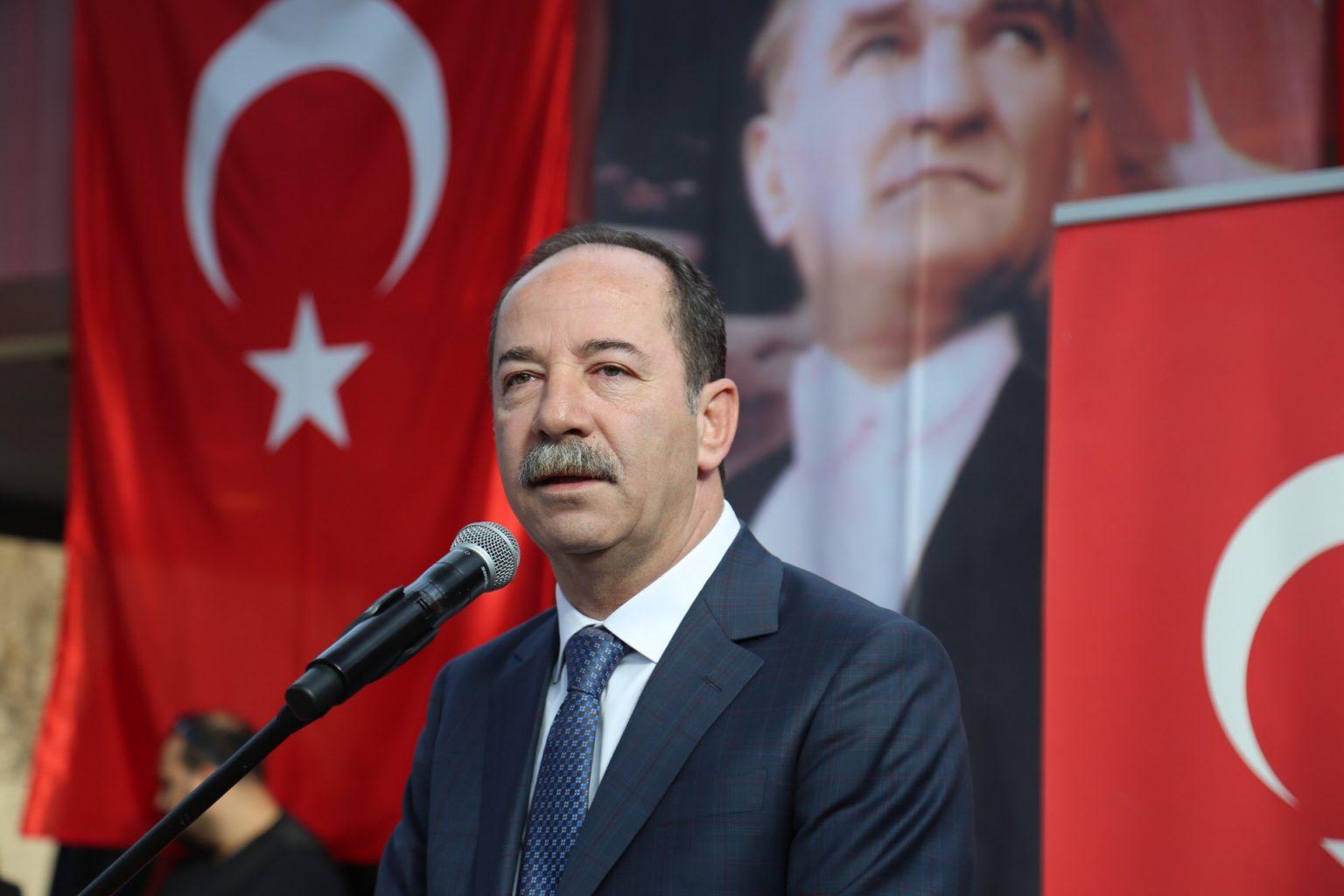 Edirne Belediye Başkanı Recep Gürkan 2