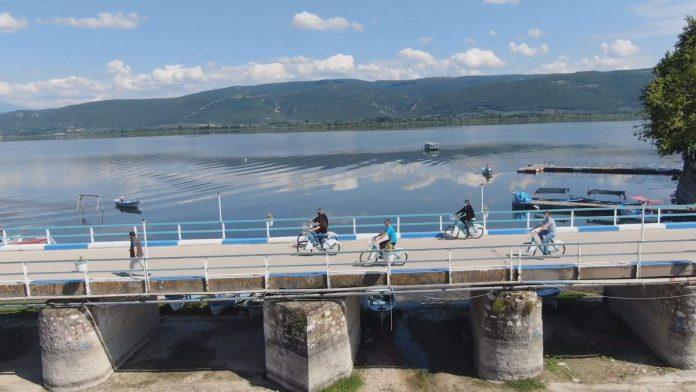 Gölyazı'da bisikletli ulaşım dönemi 1