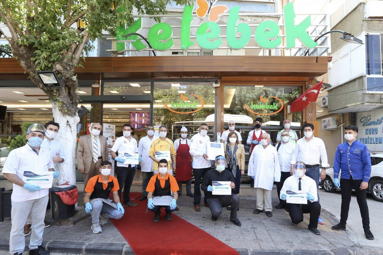 Restoranlar sertifikalarını törenle aldı_2