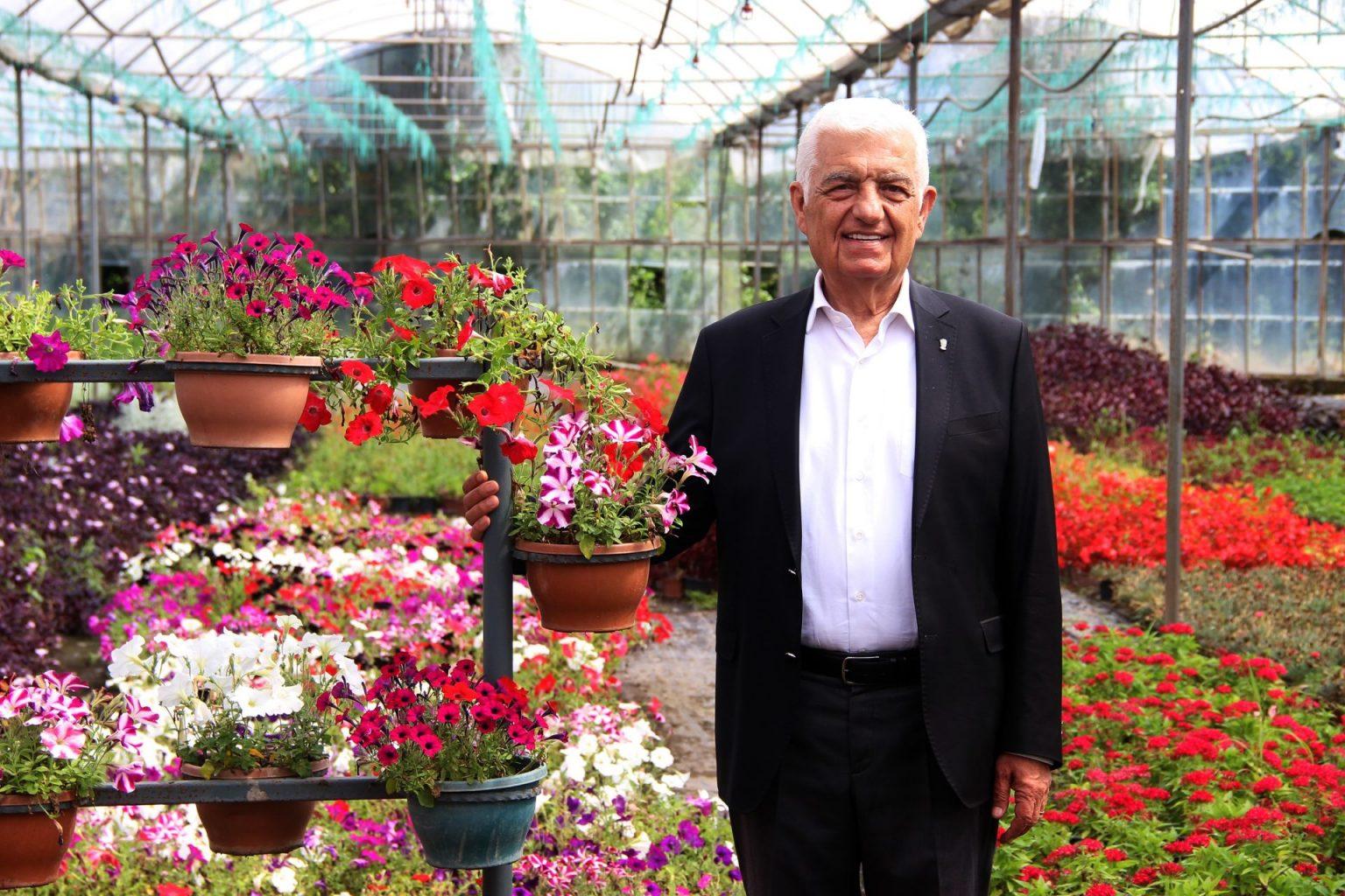 Muğla Büyükşehir Belediye Başkanı Osman Gürün