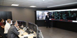Veri Tabanlı Kontrol ve Gözetleme Sistemi Merkezi