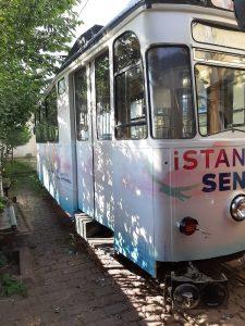 Moda Tramvayı yenilendi - ozelkalem.com.tr