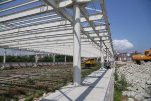 Güneş enerjili otobüs terminali geliyor - ozelkalem.com.tr