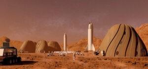 Mars'ta şehircilik anlayışı nasıl olacak?