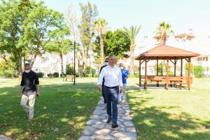 Ukrayna Kültür Parkı Cumartesi günü açılıyor