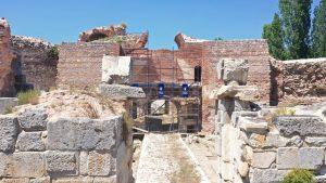 2 bin yıllık İstanbul Kapısı yenileniyor