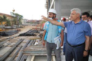 Battalgazi Devlet Hastanesi 2021'de hizmet verecek