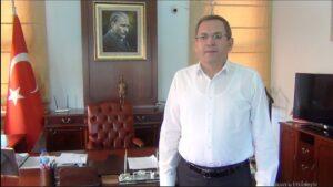 Ayvalık Belediye Başkanı Mesut Ergin
