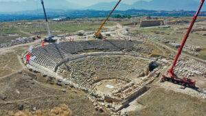 Laodikya Antik Kenti Batı Tiyatrosu 5