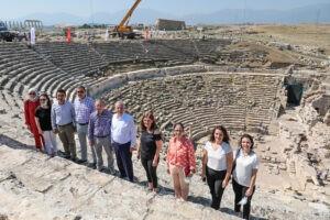 Laodikya Antik Kenti Batı Tiyatrosu 9