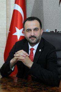 Ankara Kent Konseyi Başkanı Halil İbrahim Yılmaz