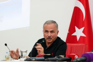 Ordu Büyükşehir Beldiye Başkanı Mehmet Hilmi Güler,