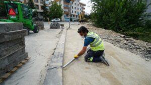 Başkent'te asfalt ağı genişliyor - ozelkalem.com.tr